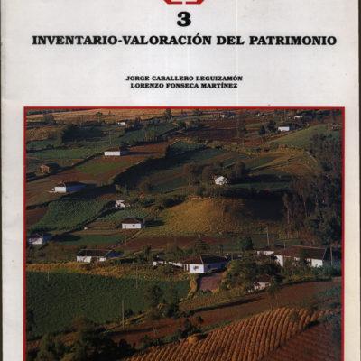 Inventario - Valoración del patrimonio