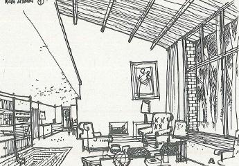 ¿Sabía usted que… en el barrio El Refugio se encuentra una casa diseñada por el maestro Dicken Castro?