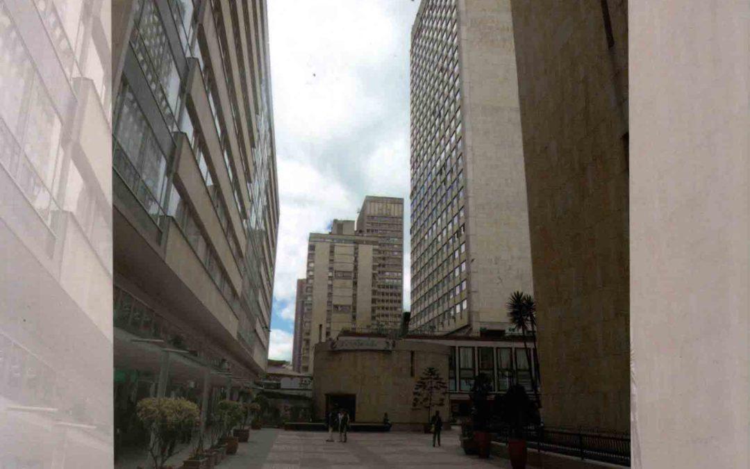 Arquitectura moderna en Bogota