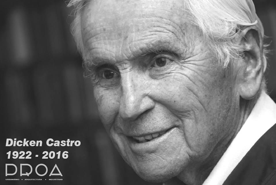 """Nota editorial:  Dicken Castro, """"El maestro"""""""