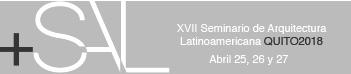 INVITACIÓN SEMINARIOS DE ARQUITECTURA LATINOAMERICANA (SAL17)