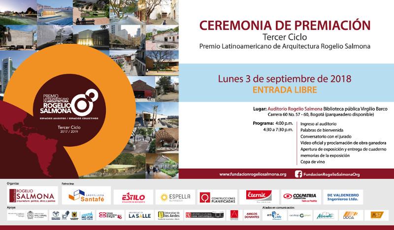 Premio Latinoamericano de Arquitectura Rogelio Salmona