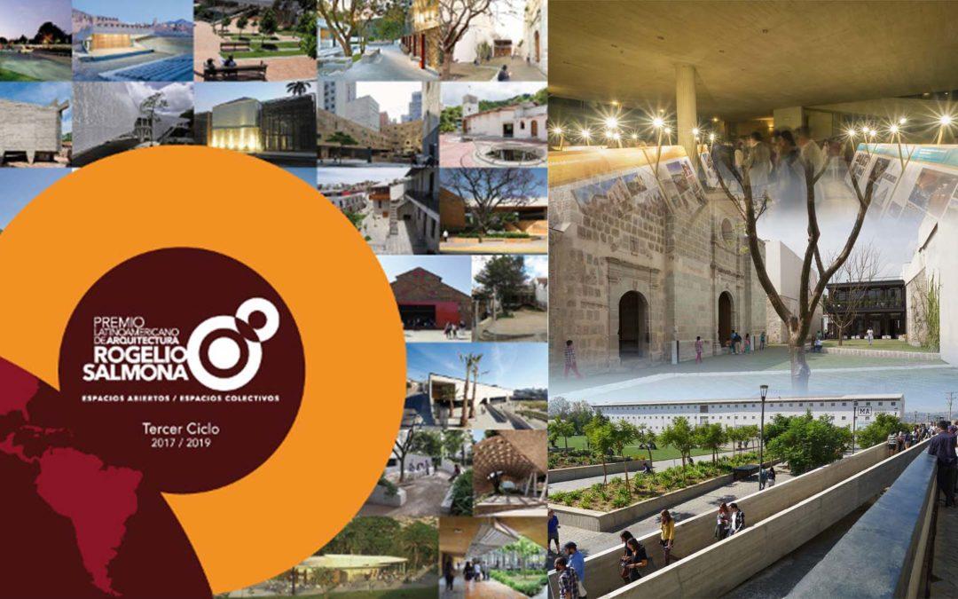 """OBRA GANADORA Y MENCIONES HONORÍFICAS. """"Premio Latinoamericano de Arquitectura Rogelio Salmona: espacios abiertos/espacios colectivos"""". Tercer Ciclo 2018"""