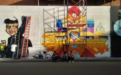 ¿Qué propones para ampliar y fortalecer los procesos de arte en el espacio público?