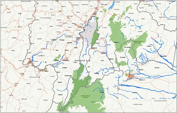 Descontaminación del río Bogotá