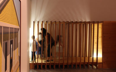"""""""Colonia Infancia"""", exposición dirigida a niños y niñas"""
