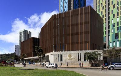 Centro Cultural de las Artes Fílmicas, Nueva Cinemateca de Bogotá