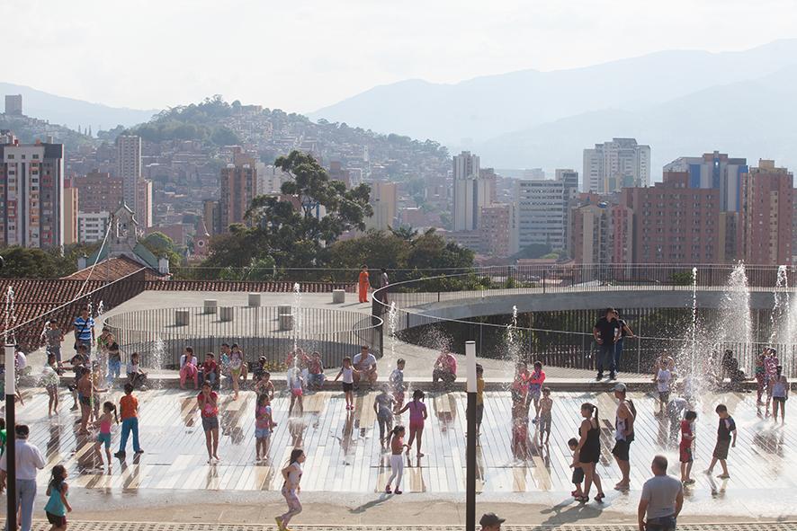 UVA de la Imaginación en Medellín. Espacio para la formación ciudadana