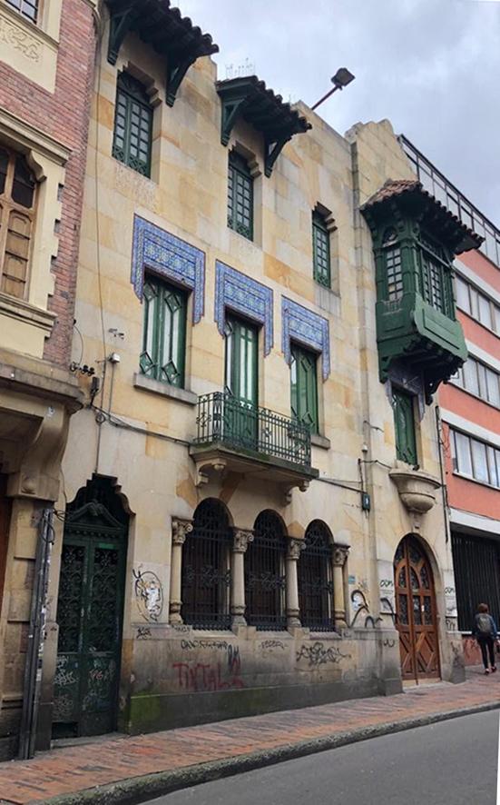 Casa diseñada por Pablo De La Cruz. Foto: JRN