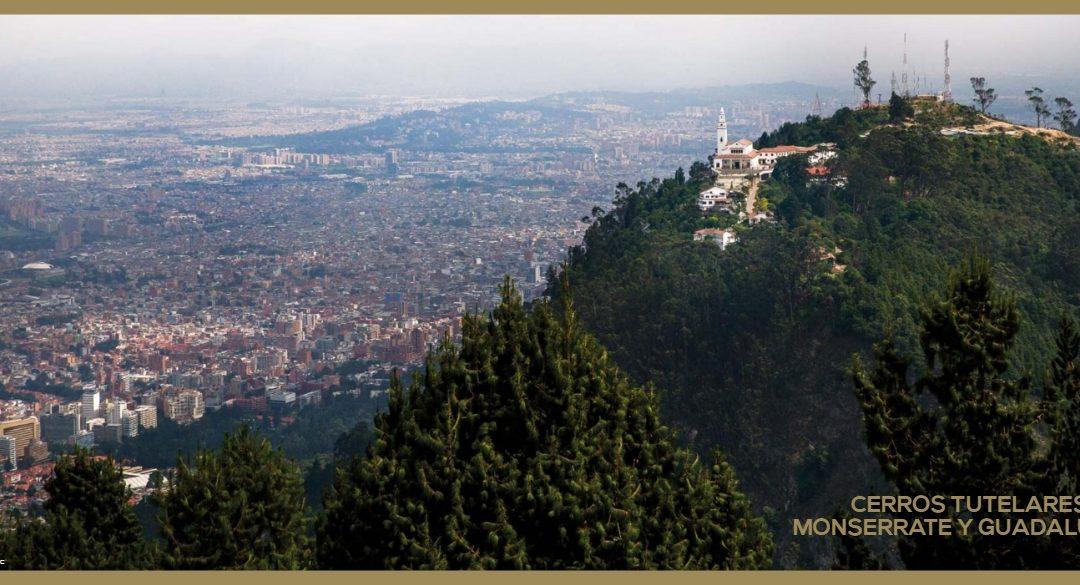 Cerros tutelares de Monserrate y Guadalupe