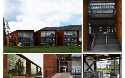 Edificio de Laboratorios para la Escuela Colombiana de Ingeniería, Bogotá