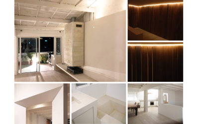 Remodelación de apartamento, Bogotá
